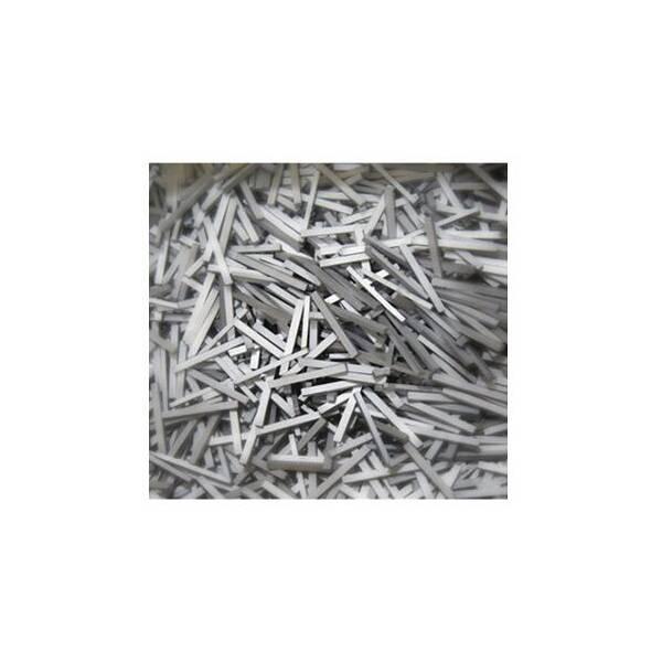 Non-standard Tungsten steel strips