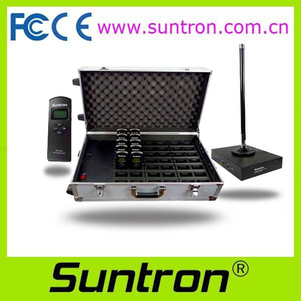 Suntron Wireless Voting System