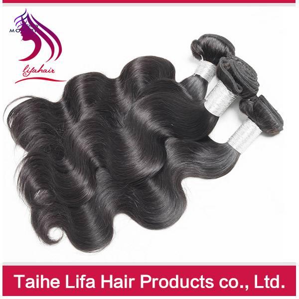 Grade 8A no shedding no tangle virgin remy hair weaves