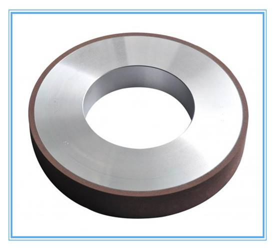 1A1 flat shape resin bond diamond grinding wheels