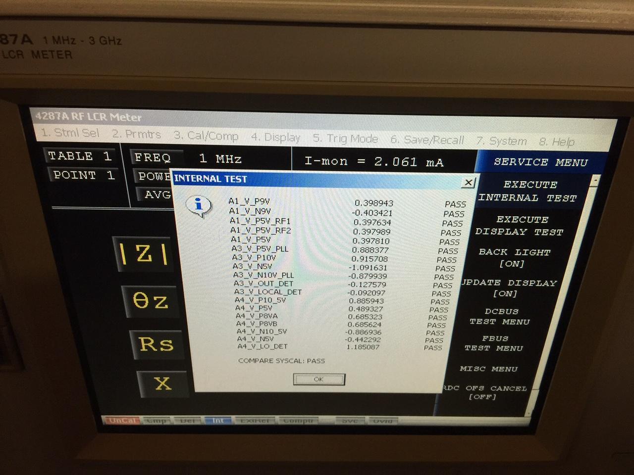 Agilent E1852B