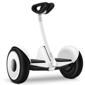 Ninebot Nine car balance intelligent electric scooter somatosensory car (white)