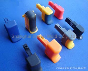 plastic injection molding part