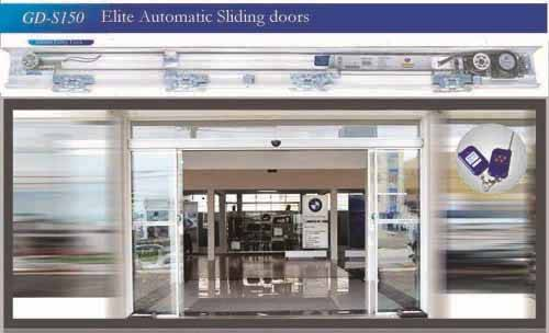 GD-S150 automatic sliding doors
