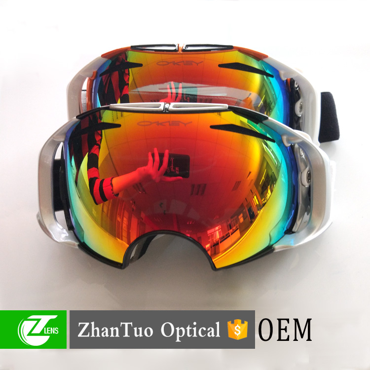 Snow Ski Goggles Over Glasses Anti-fog Lens Snowboard Snowmobile Off-Road