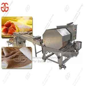 Automatic Injera Making Machine Spring Roll Wrapper Crepe Machine
