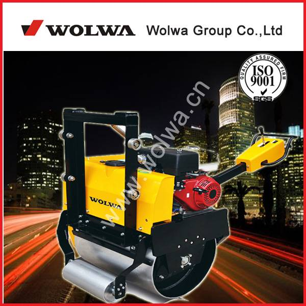 GNYL24 Walking type single steel wheel road roller