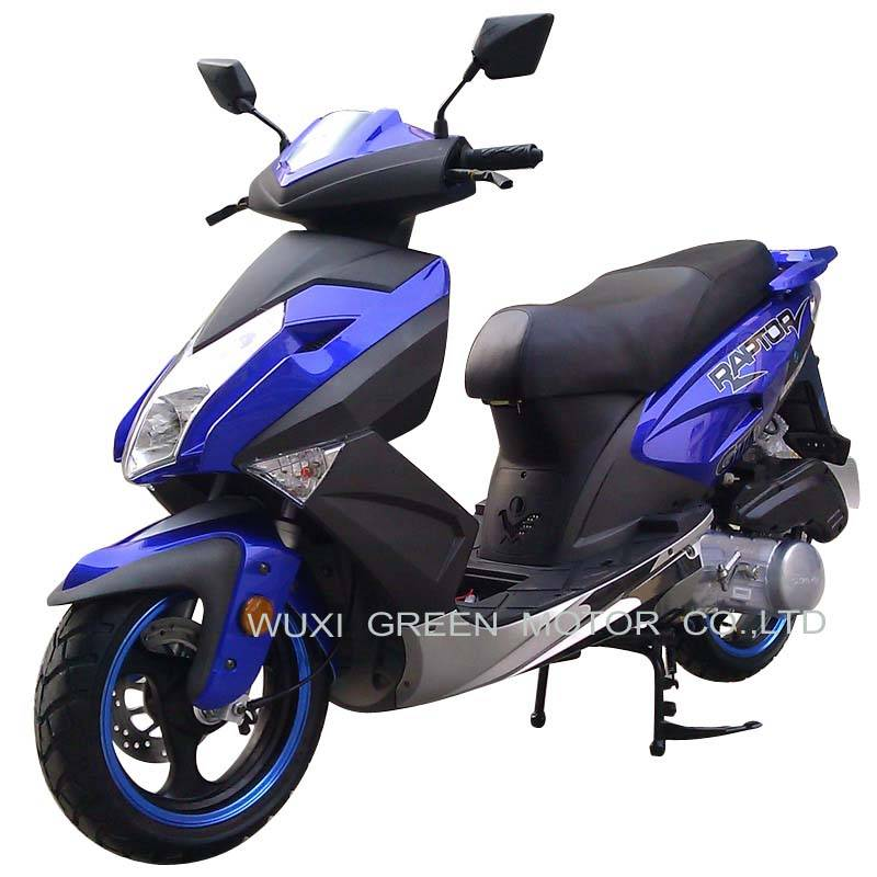 Raptor-150cc/125cc, Gas scooter, Motor Scooter, Scooter