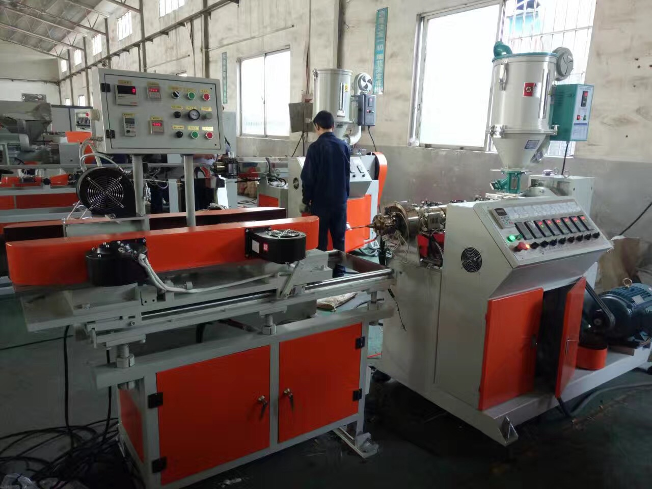 Guangzhou professional disposable hookah hose. plastic hookah pipe making machine