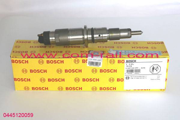 diesel injector 0445120059 for bosch original