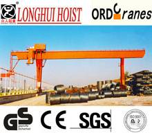 L type electric hoist gantry crane