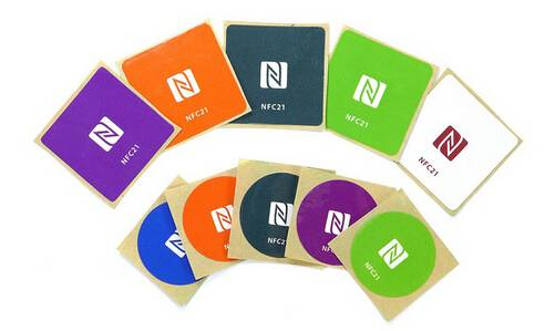 NFC Labels & Stickers