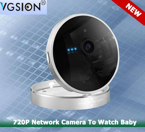 720P Network Camera To Watch Baby