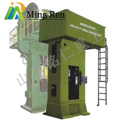 Mingren New Upgrading of Double Discs Friction Press Refractory Equipment