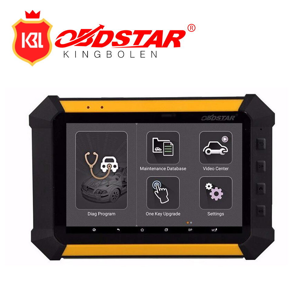2017 Original OBDSTAR X300 DP Android Tablet Full Package with Multi-Language Available X300 DP PAD