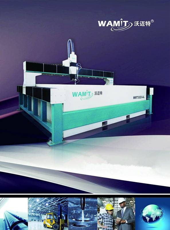 220v 420mpa cnc high pressure metal cutting machine price china