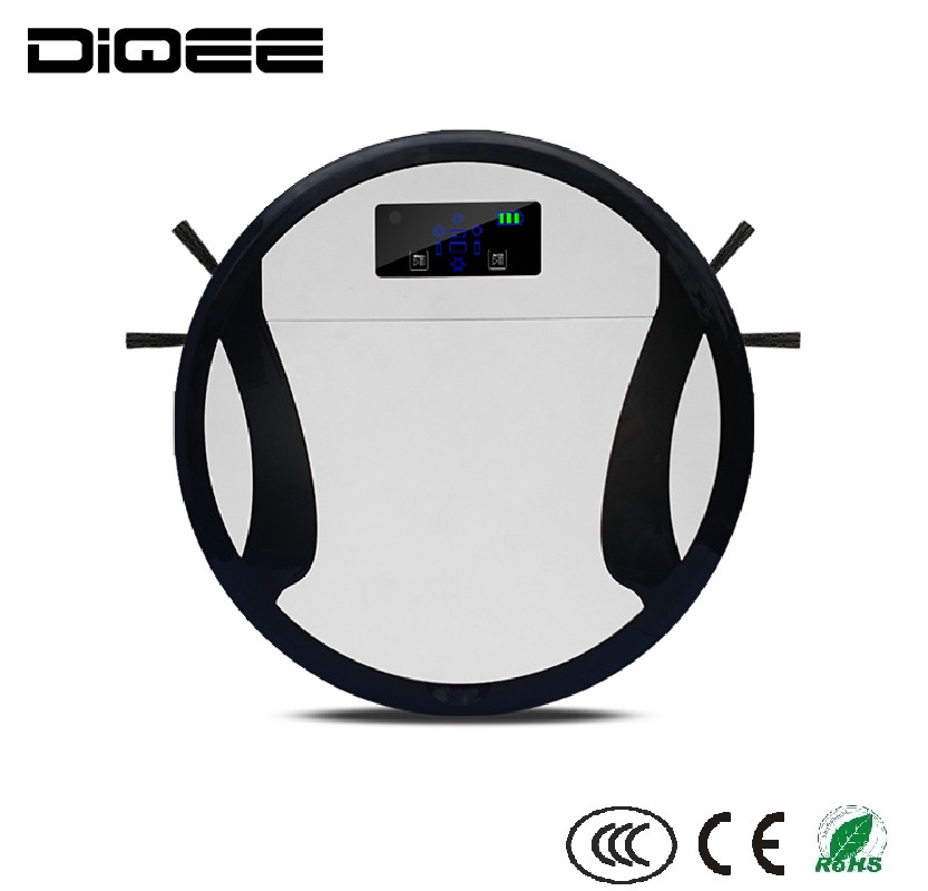 Vacuum cleaner for home housekeeping robot vacuum cleaner for office use wet and dry mopping manufac