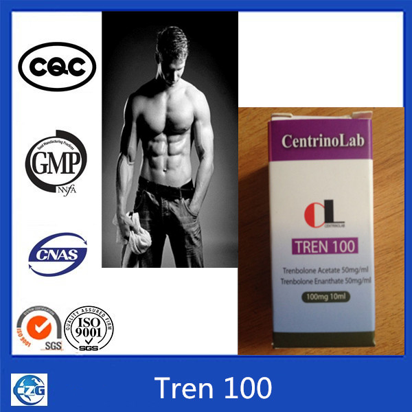 99% Factory Price Muslebuilding Steroid Hormone Injections Tren 100