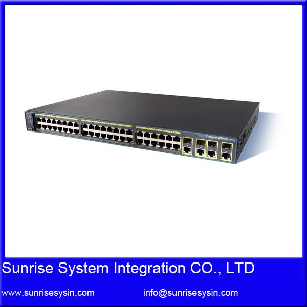 cisco switch WS-C2960S-24PS-L WS-C2960S-24TD-L WS-C2960S-48TD-L C2960S-STACK