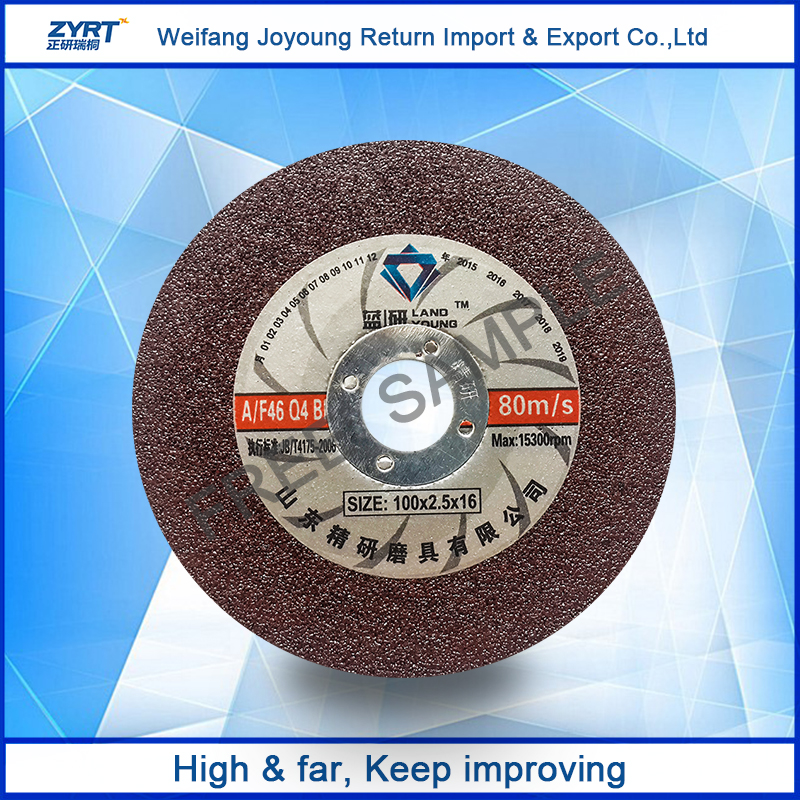 cutting wheel cut off wheel T41 Thin cutting disc for metal