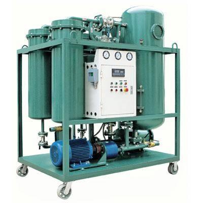 Continuous Turbine Oil Purification Machine, Turbine Oil Vacuum Filtration Plant