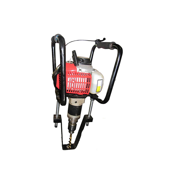 NZMZ-20 High Quality Internal Combustion Wooden Sleeper Drilling Machine