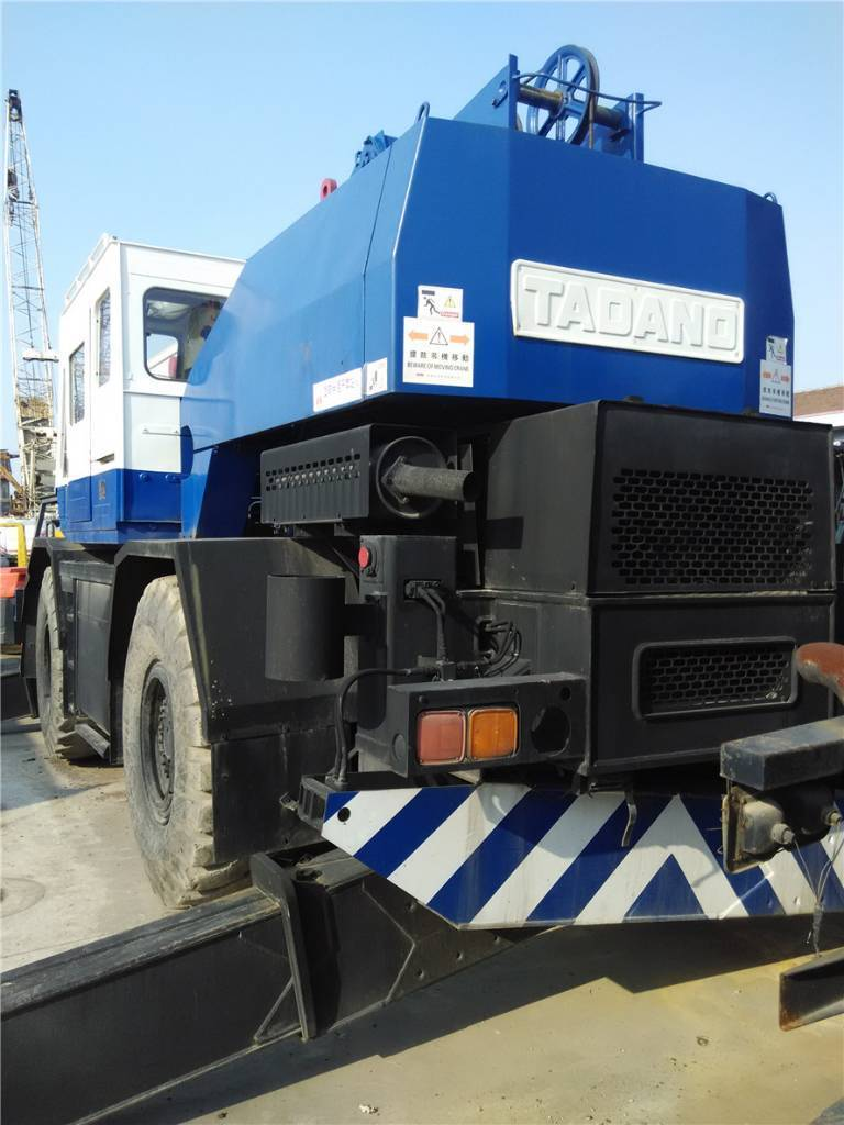 USED TADANO TR300 XL-3  ROUGH TERRAIN CRANE FOR SALE  MADE IN JAPAN WITH HIGH QUALITY