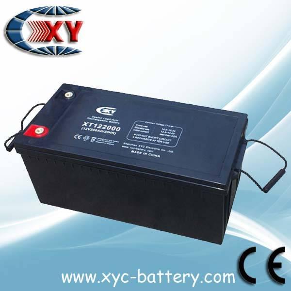 12V200AH UPS battery