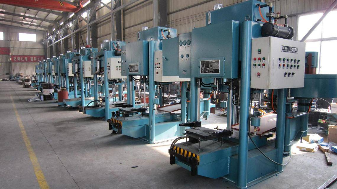 Roof tile making machinery/concrete color roof tile making machine