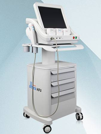 HIFU for face lifting and body slimming machine