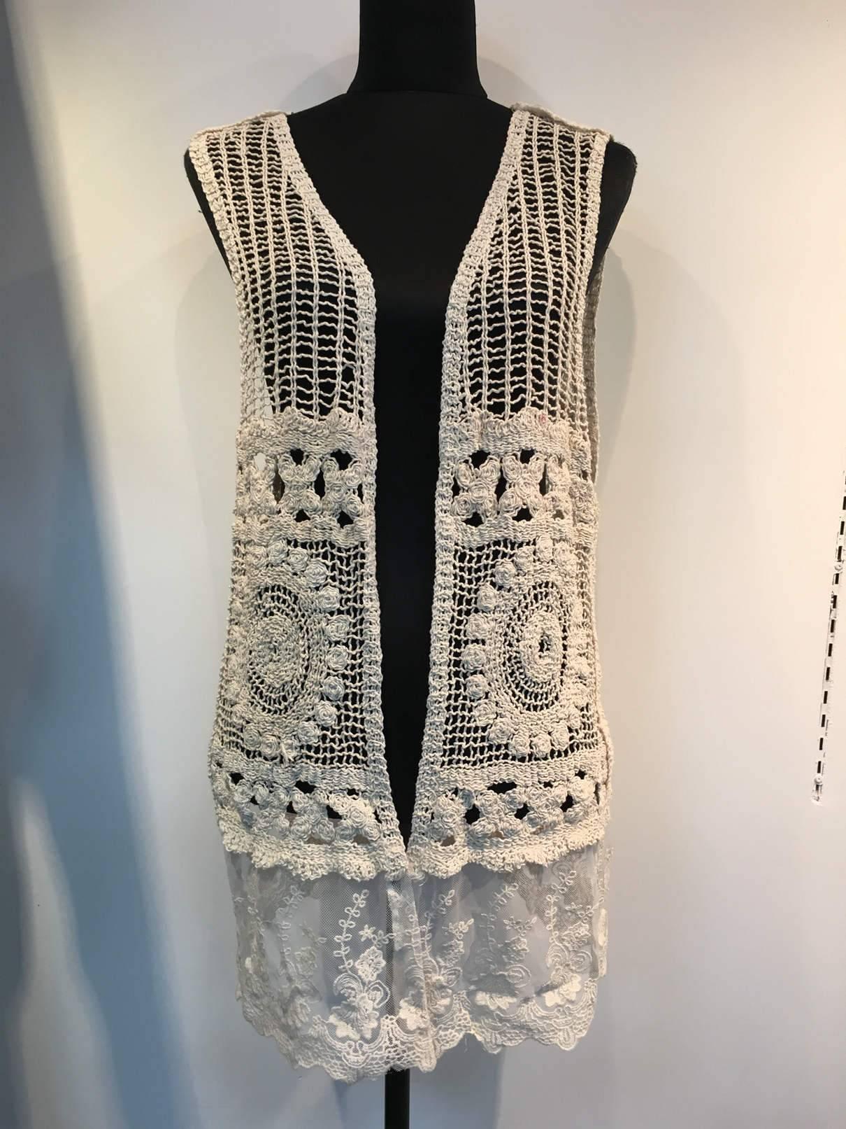 2016 women lace crochet