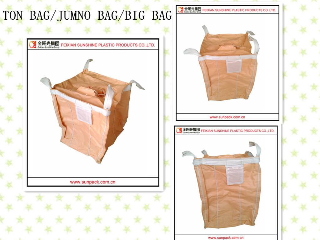 China pp jumbo /big  bag