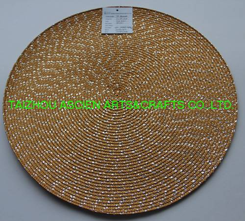 Hot mats Xmas placemats tableware dinnerwareYS-PP2131R