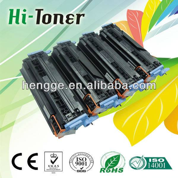 compatible toner cartridge q6000 suitable for HP Color Laserjet 1600 2600 2600N 2605 2605dtn