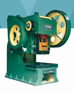 Series J21S Open Back Deep-Throat Press With Fixed Bed Forging pressing punching mechanical press