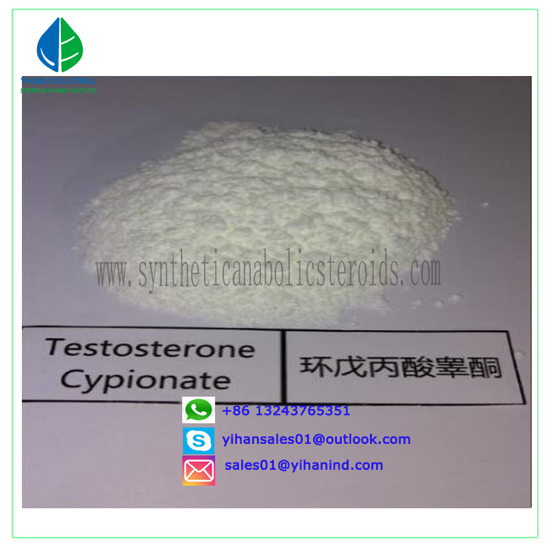 High Pure Testosterone Cypionate(58-20-8) Raw Powder / 100% Discreet & Safe Delivery Judy