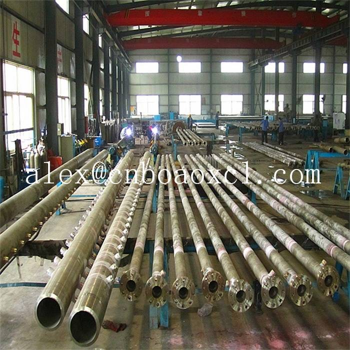 Reformer Tube For Petrochemical Industries
