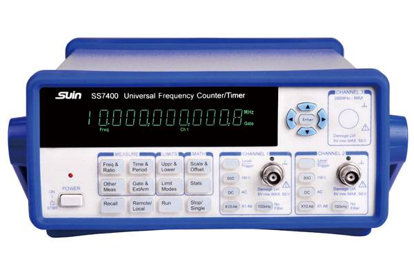 Universal Frequency Counter/Timer/Analyzer