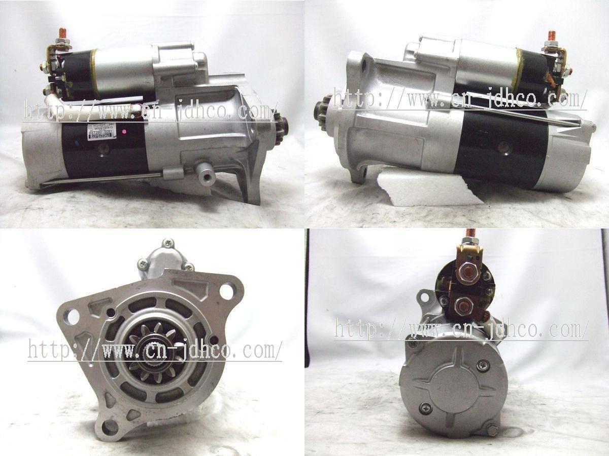 Starter motor  6WF1 6WG1  M009T80972   8-97380-508-0    M009T80971 M009T80972  ISUZU