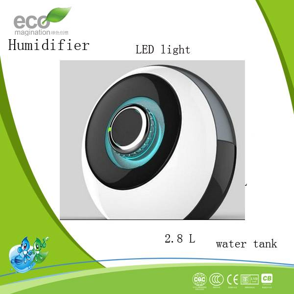 2014 Top seller product of anion humidifier,new design,OEM,good quality
