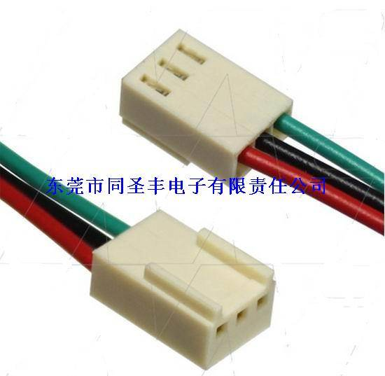 Molex22013037 connector with wries