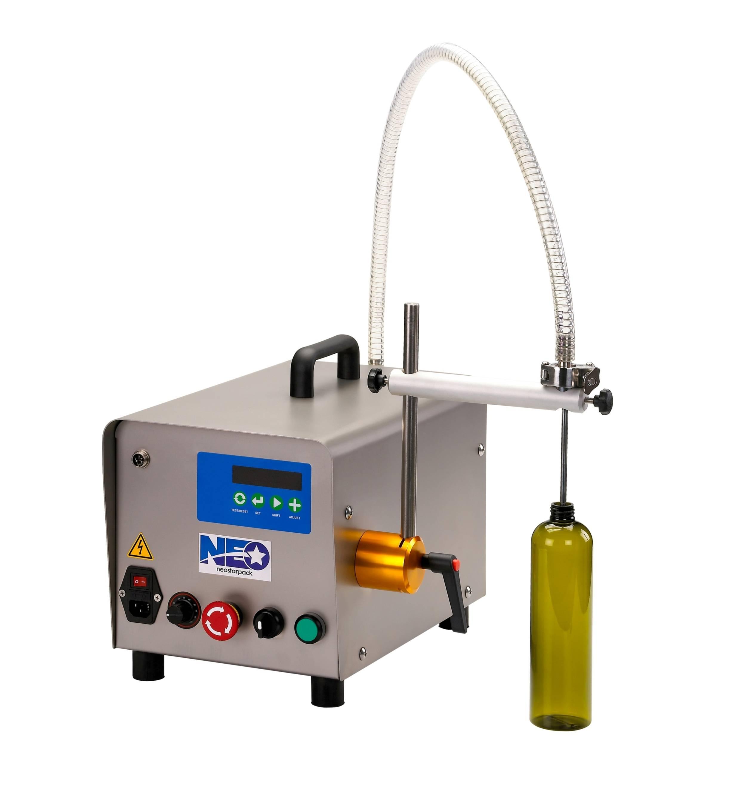 Tabletop Liquid Filler FG-100