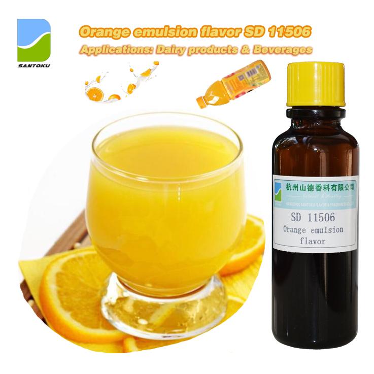 Orange emulsion flavor SD 11506