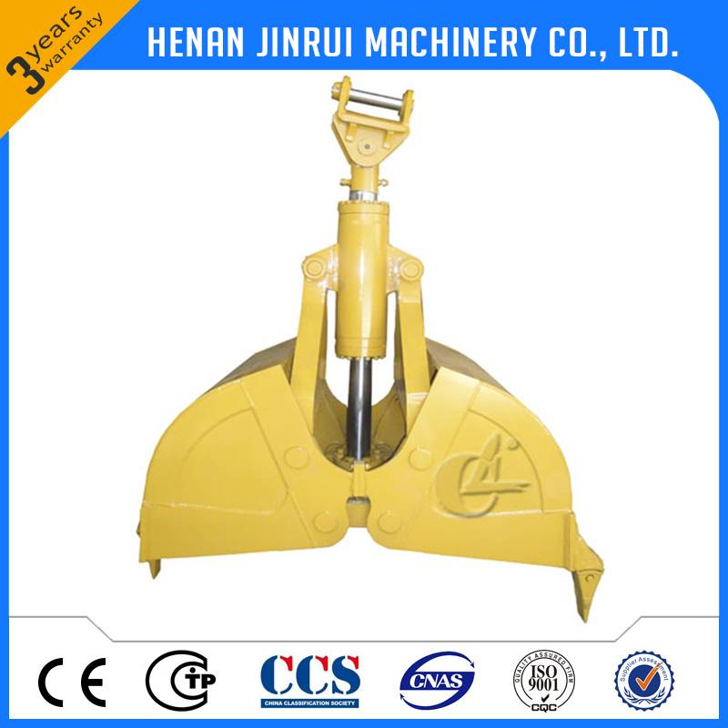 Top Quality Hydraulic Crane Grabs Bucket