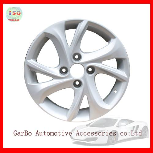 replica alloy wheel rims for citroen Elysee 15x6inch 4x108