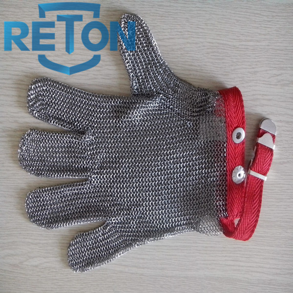 butcher metal mesh glove