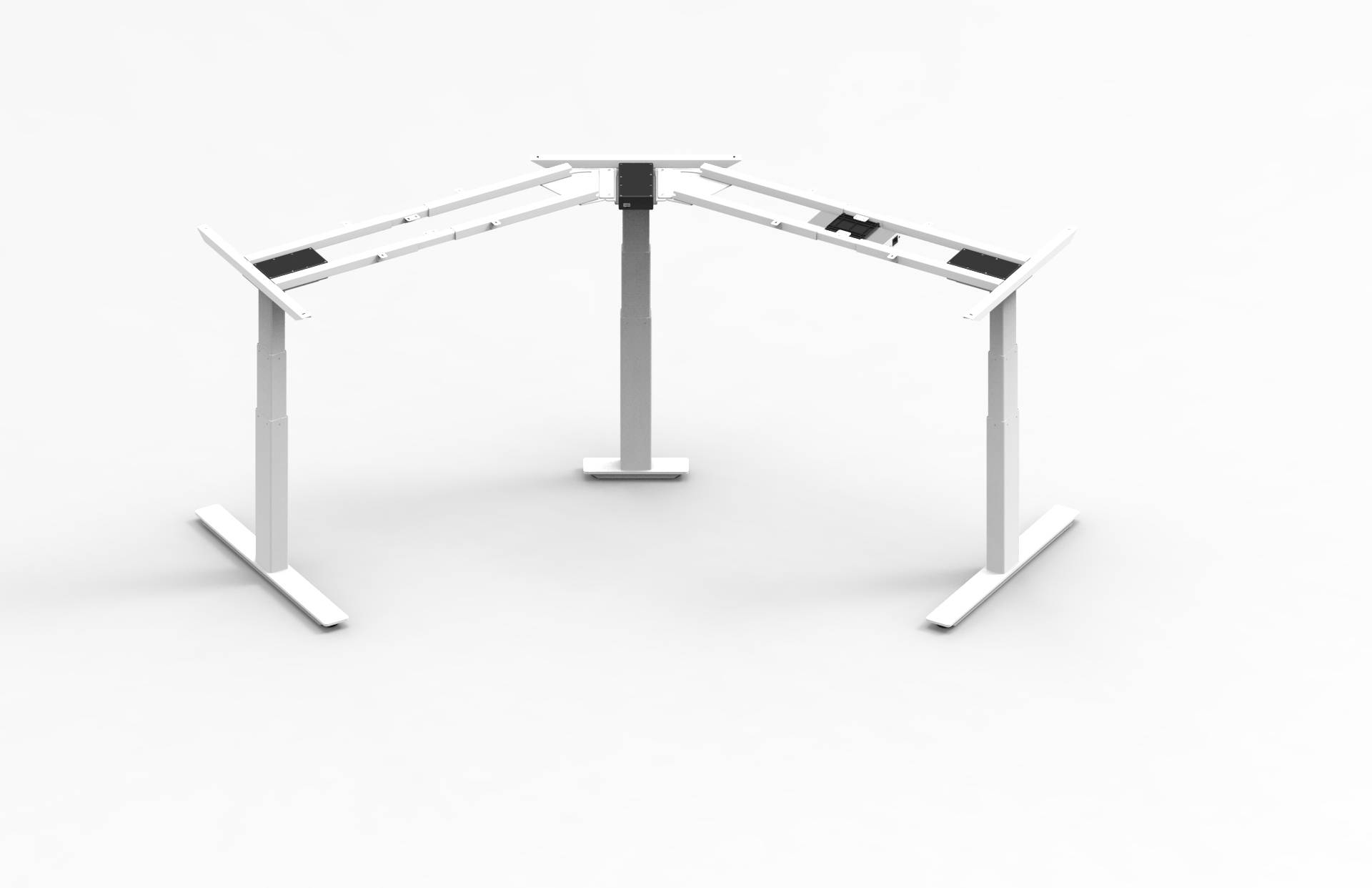 WA6 LS Height adjustable desk