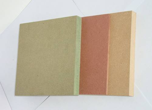 Factory direct supply melamine MDF/HDF