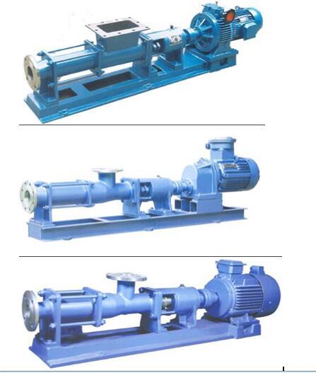 G,FG Single screw pump/rotary pump/slurry pump