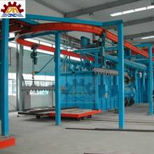 High Quality Overhead Monorail Conveyor Shot Blast Machine